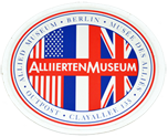 Logo from the Allied Museum in Berlin