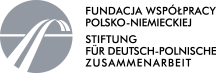 Logo der SdpZ, Stiftung für deutsch-polnische Zusammenarbeit