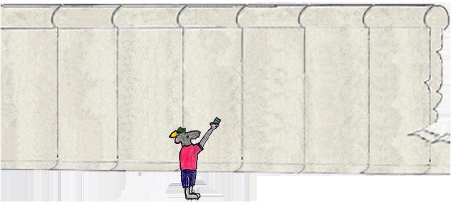 Graffiti Online Graffiti - Berliner Mauer - Besuch unsere Online-Ausstellung und spray dein Graffiti - 8000 Graffiti