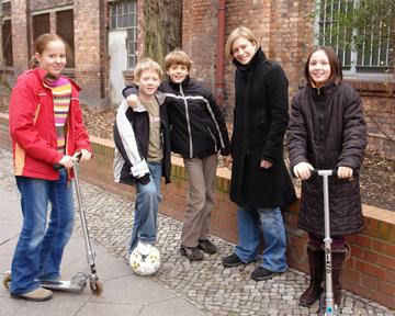 Julia Jentsch Kinder