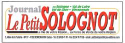 Le Petit Solognot (journal) | Hel, C.. Éditeur scientifique